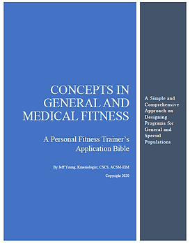 Concepts in General and Medical Fitness