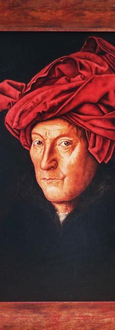 Autoportrait Van Eyck