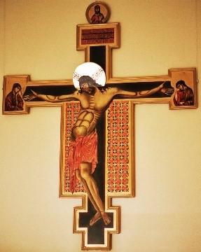 Christ en Croix de Cimabué