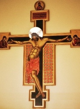 Christ en Croix de Cimabue