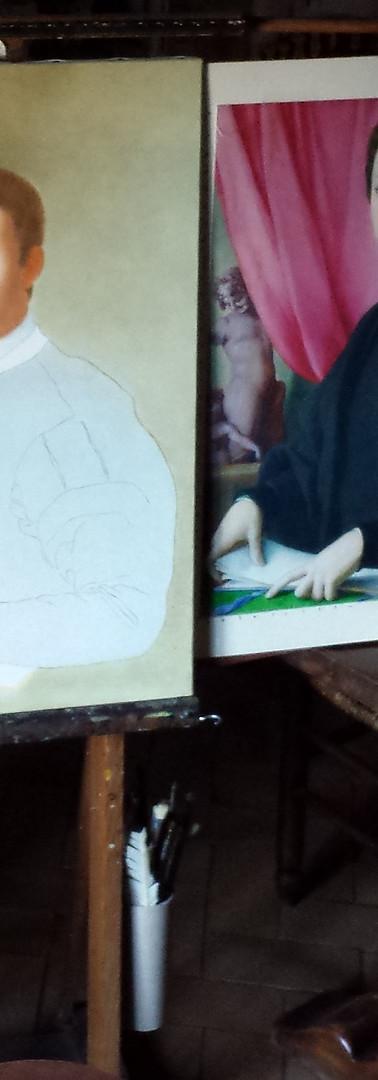 Bronzino - Portrait d'Adolescent
