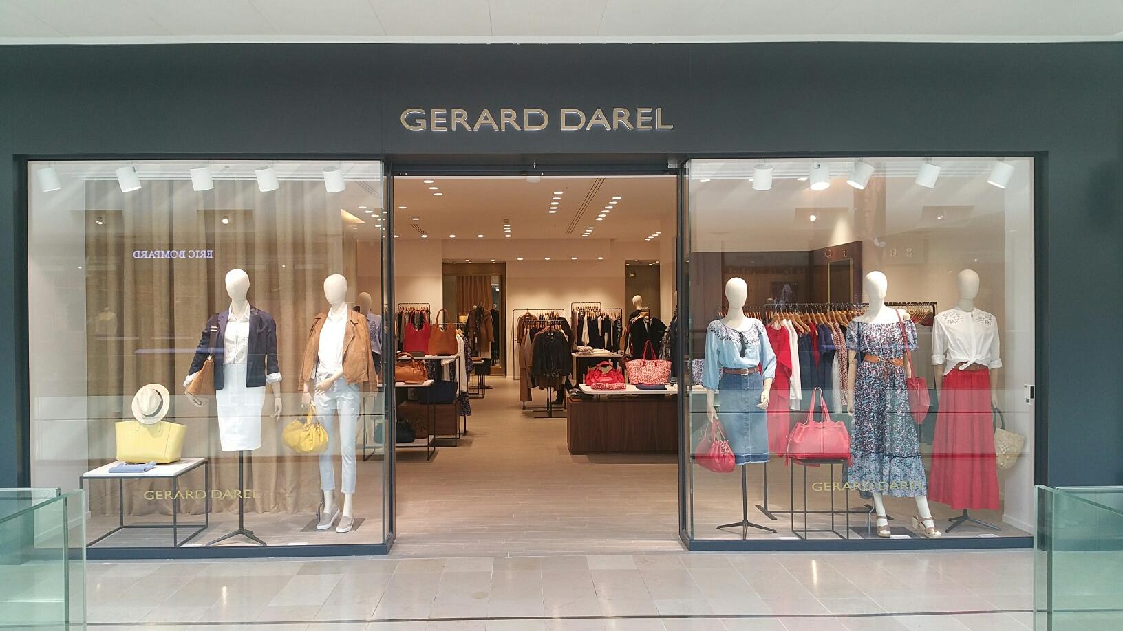 GÉRARD DAREL - PRINTEMPS PARIS