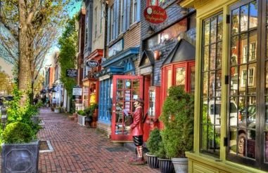 5 Date Ideas in Old Town Alexandria