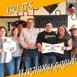 Happy Birthday Brett!
