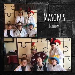 Happy Birthday Mason