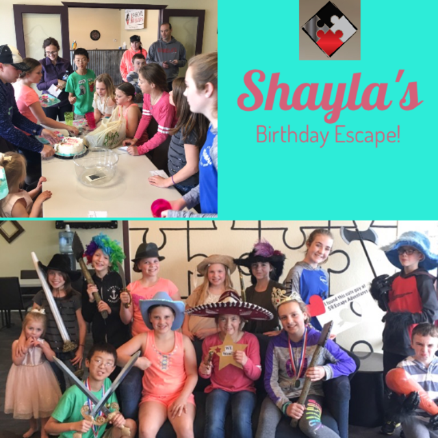 Happy Birthday Shayla!