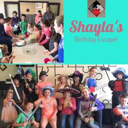 Happy Birthday Shayla!