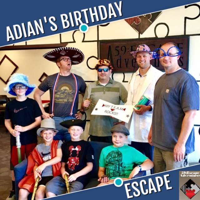 Happy Birthday Adian!