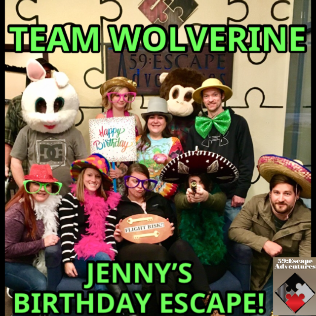 Happy Birthday Jenny!