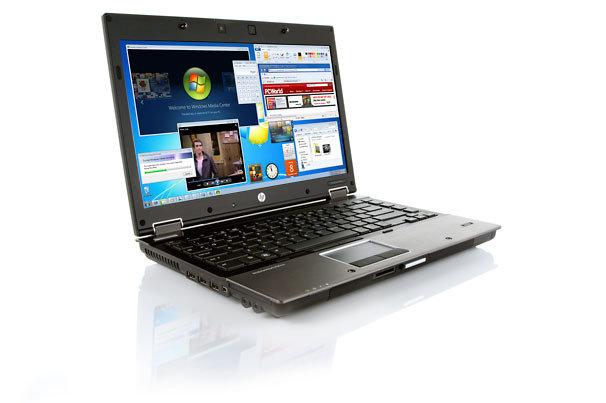 WORKSTATION HP ELITEBOOK 8540W- 16GB  - REF. 11849
