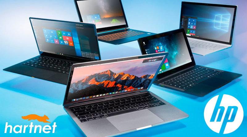 Portátiles HP desde 79€