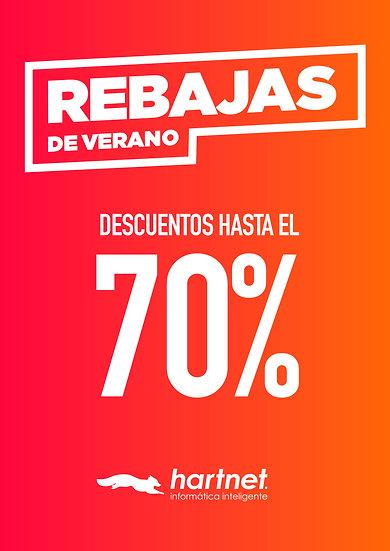 REBAJAS DE VERANO HASTA UN -70%