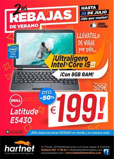 DELL LATITUDE E5430 - 8GB - REF. 24128