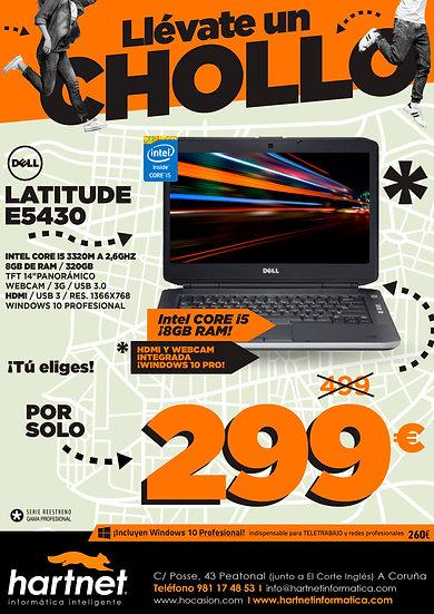 DELL LATITUDE E5430 - 8GB - REF. 24125