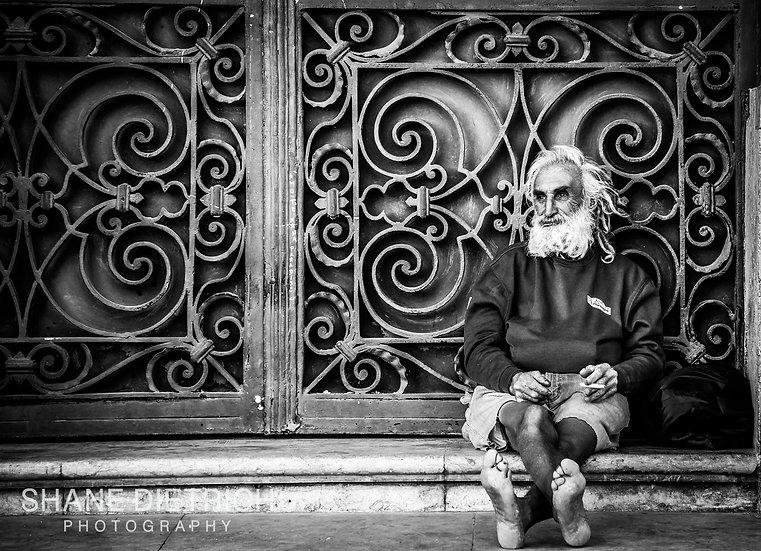 Hard Life - Man Of Wisdom