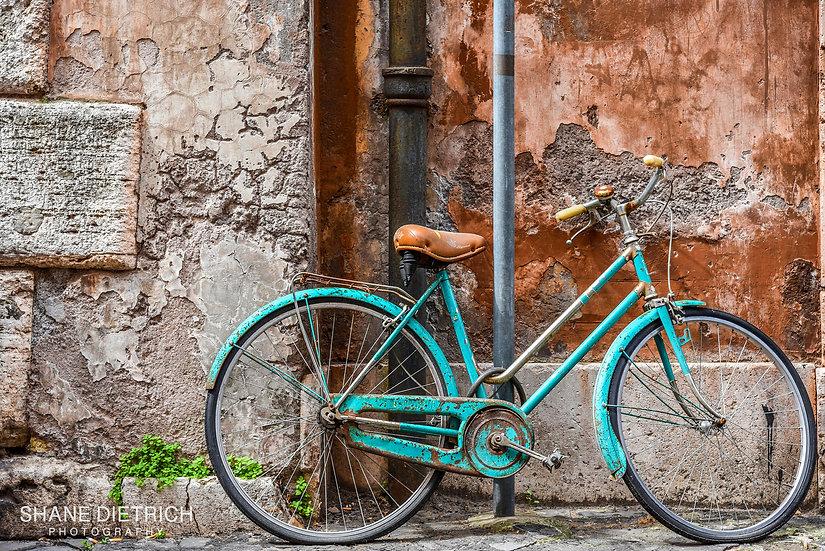 -Bicycle No. 9 Turquoise
