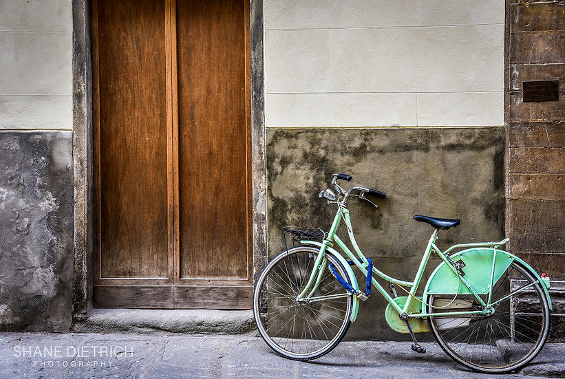 Bicycle No. 4 - Minty