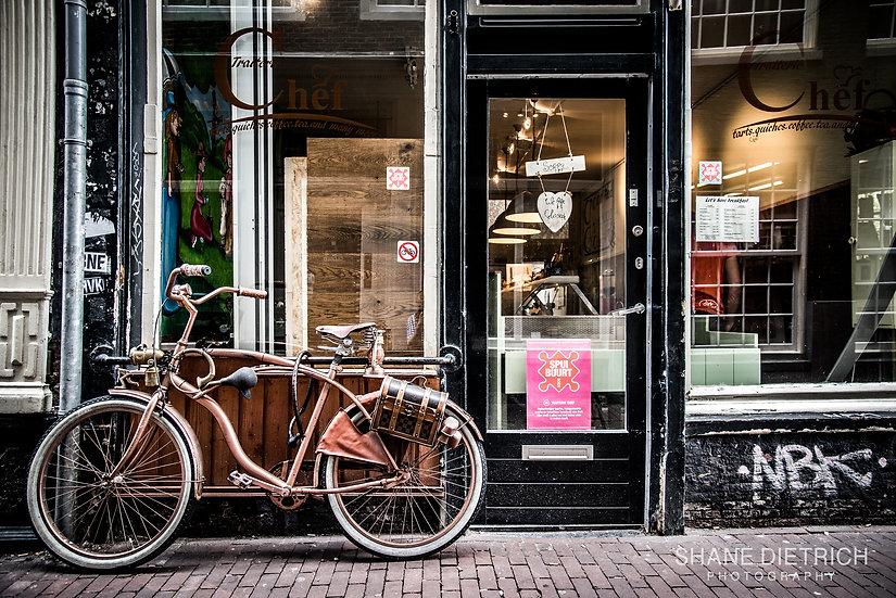 Bicycle No. 5 - Mocha