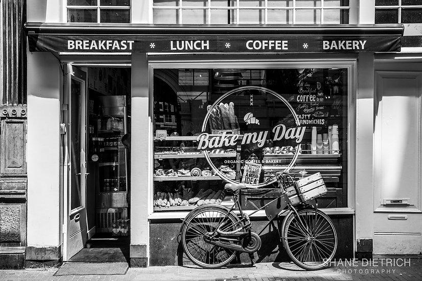 Bicycle No. 15 - Bake My Day