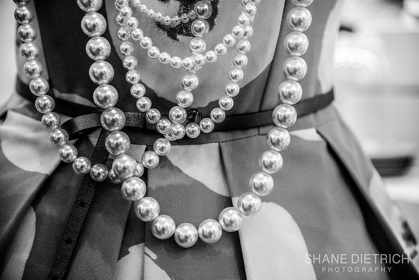 Pleats & Pearls