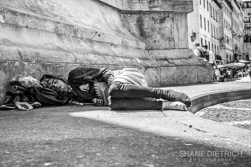 Hard Life - Truly Homeless