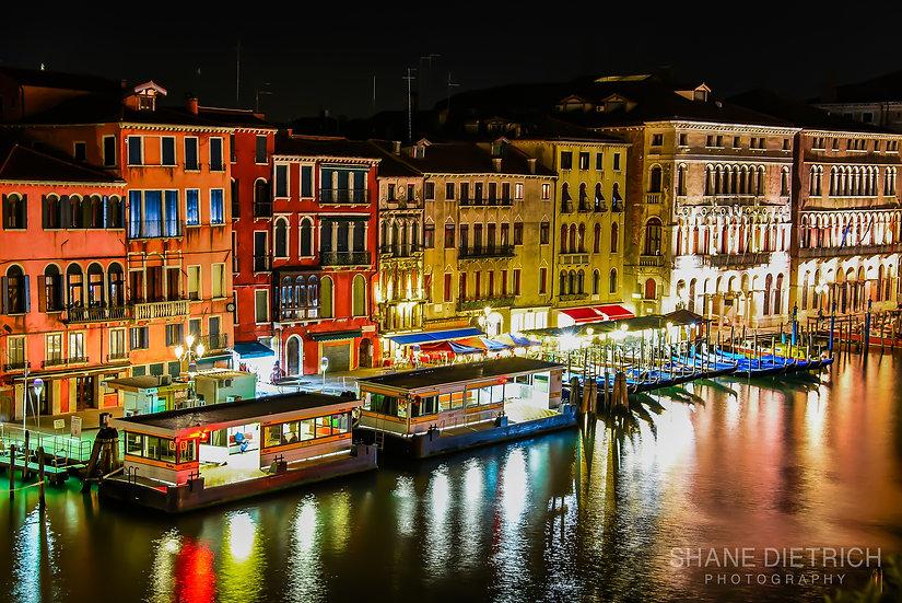 Venice - on Canal Grande