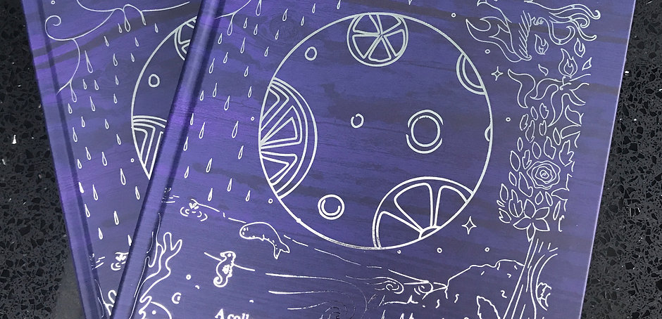 The Silver Moon Storybook