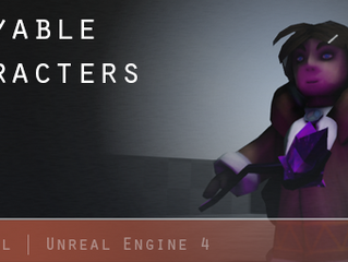 Tutorial: Creating Playable Characters in UE4 | Part 2