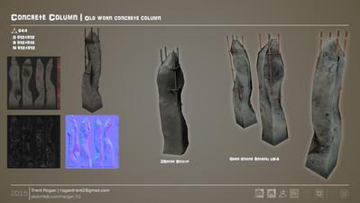 Concrete Column