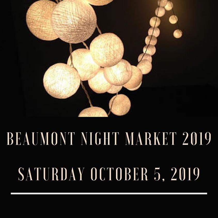 Beamont Night Market 2019