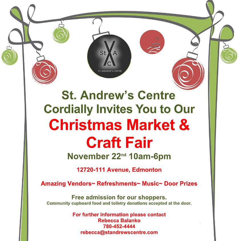 St. Andrew's Christmas Market & Craft Fair