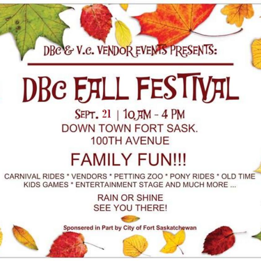 DBC Fall Festival