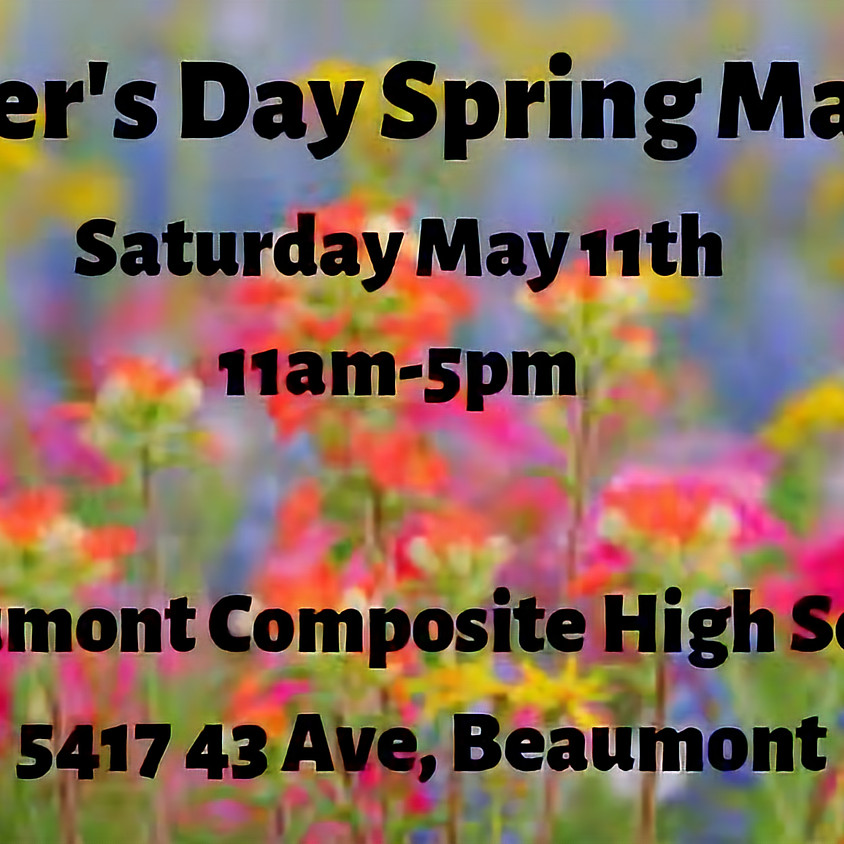 Mother's Day Spring Market