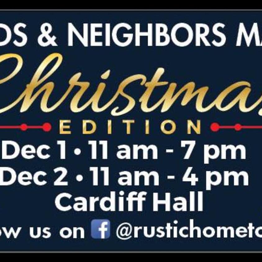 Friend & Neighbors Christmas Market