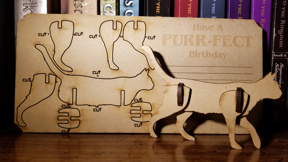 Purr-Fect Birthday