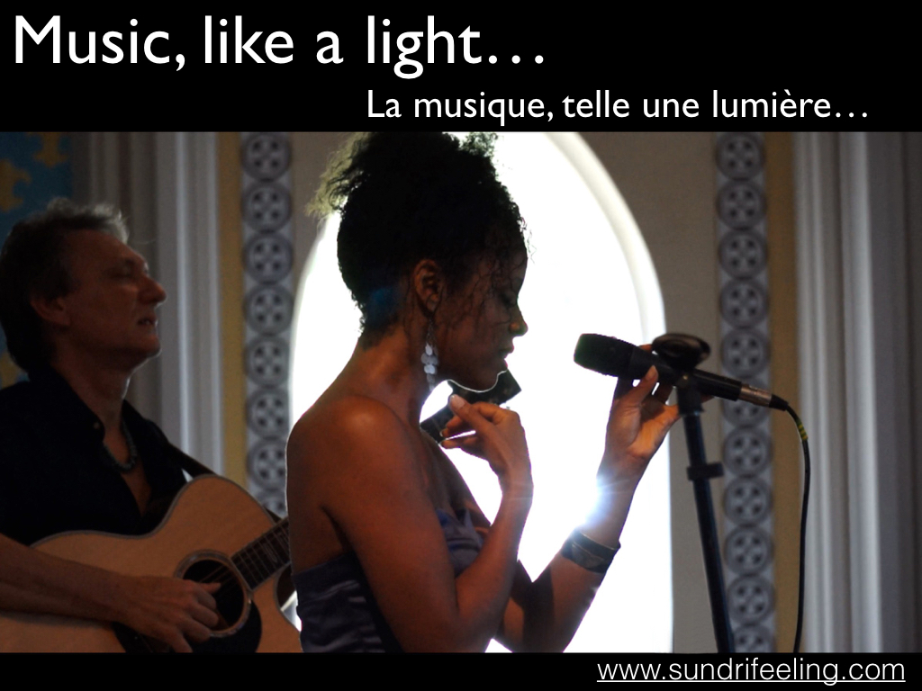 SundRi Feeling Like a Light