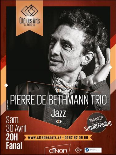 Opening show @ Cité des Arts