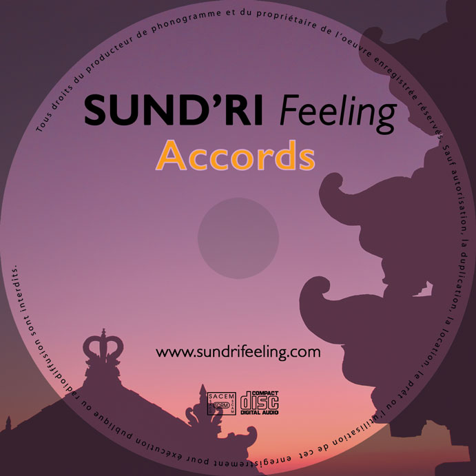 SundRi Feeling Album Accords