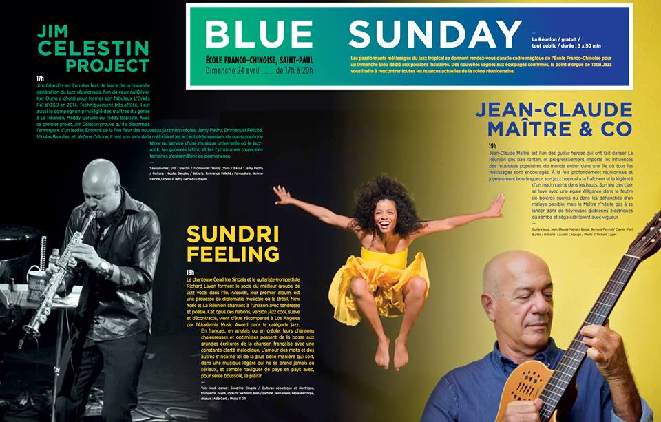 Blue Sunday Total Jazz Festival
