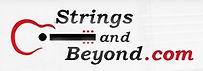 Richard plays Strings and Beyond guitar strings