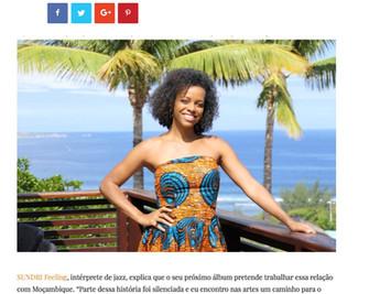 Sundri Feeling Mozambique projects 2019