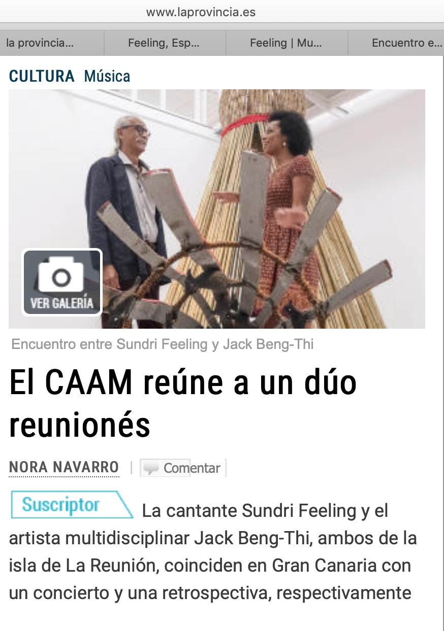 2019 10 Sundri et Jack aux Canaries