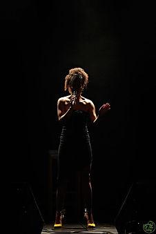 Cendrine Cingala, singer, lyricist, composer, SundRi Feeling
