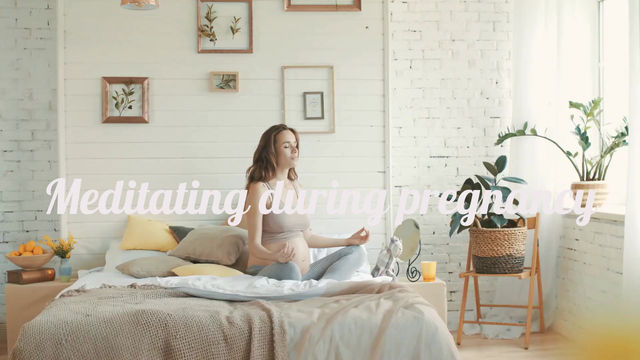 5 benefits that you didn't know about meditating during pregnancy