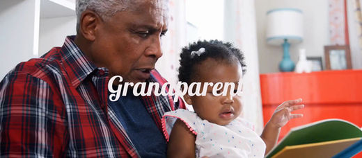 5 reasons why Grandparents should spend time with their Grandchildren