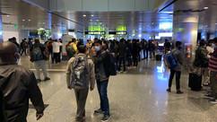 Doha und alle gestrandeten Migrant-Workers.