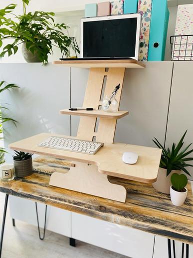 Well WorkStation Standing Desk Whole 1.J