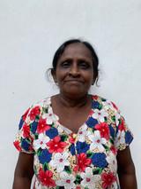 Pamalatha unsere Schutzhaus-Mutter.
