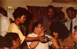 au bar des Palmistes 1996i