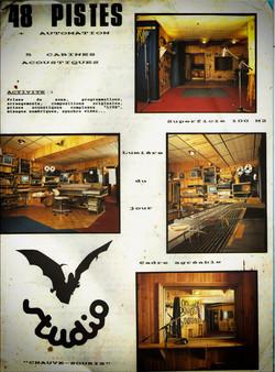 1er studio enregistrement Mirror 1992